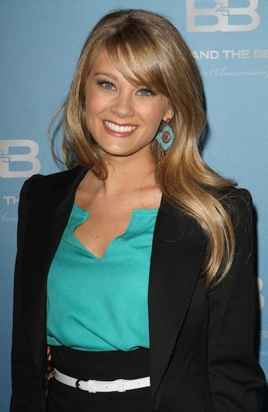 Kim Matula: Kimberly Matula, Makeup, Matula Hair, Hair Style, Bold Beautifull Young Restless, Beautiful People, Bangs Inspiration, Kim Matula, Hair Inspiration