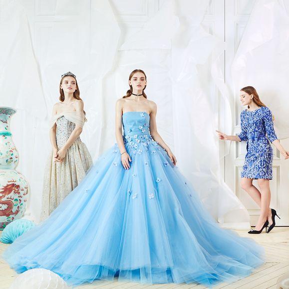 Карету мне, карету!: платья от российских дизайнеров для современной Золушки