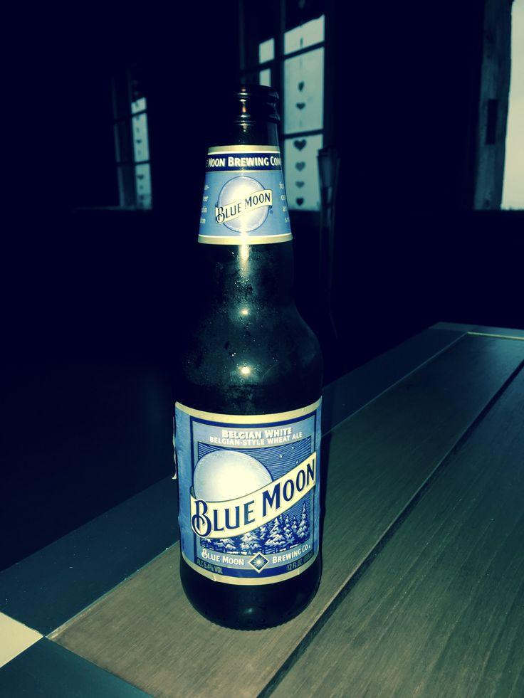 Blue Moon (B), Ziegelried, August 2016 #Bier #Biergarten #Durst #Prost