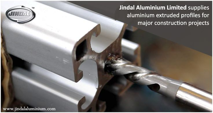 Aluminium extrusions are widely used in construction sector which is one of the major consumers of extrusion these days.  Jindal Aluminium Limited supplies aluminium extruded profiles for major construction projects and we are famous for our timely delivery even under short notice without compromising on quality. #JindalAluminiumLimited #AluminiumExtrusion