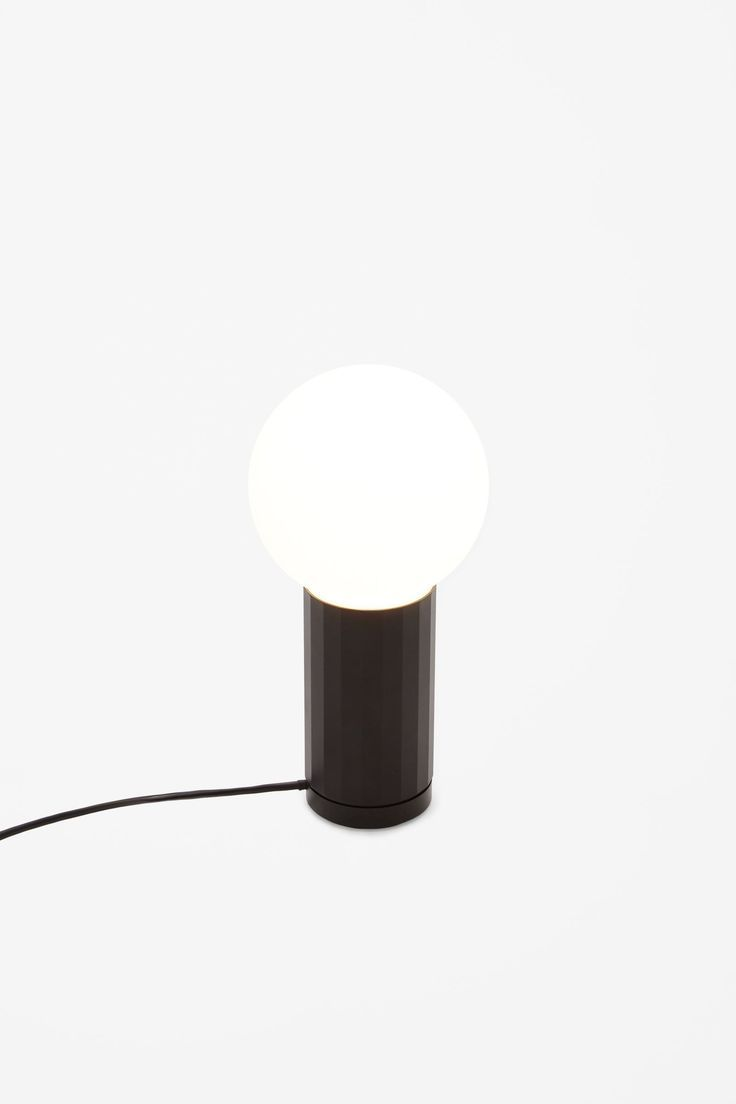 Hay Turn On Lamp In Black Beleuchtung Licht Lampen
