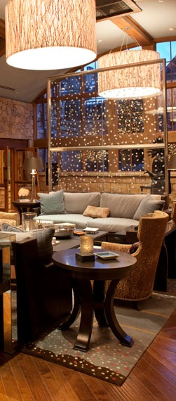 The Sebastian in Vail is another fantastic resort..