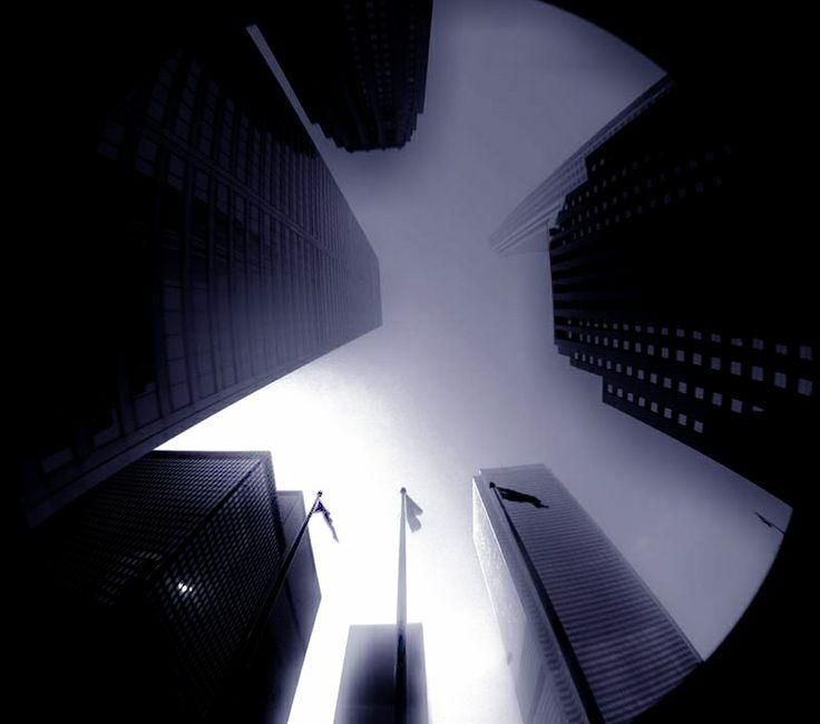 Skyscrapers In Perspective