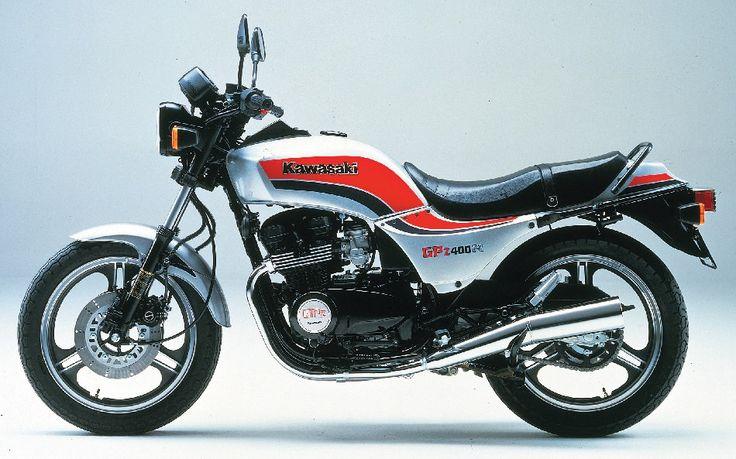 Kawasaki GPZ 400 F-II_1984