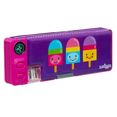 Treats Pop Out Pencil Case from Smiggle - icypole