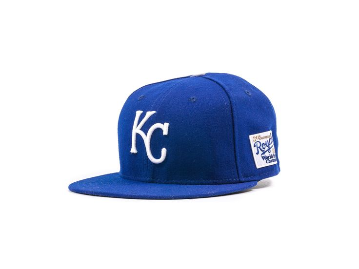 b18d0677c5f ... clearance kansas city royals 30th anniversary 1985 world series champs 59fifty  fitted hat by new era