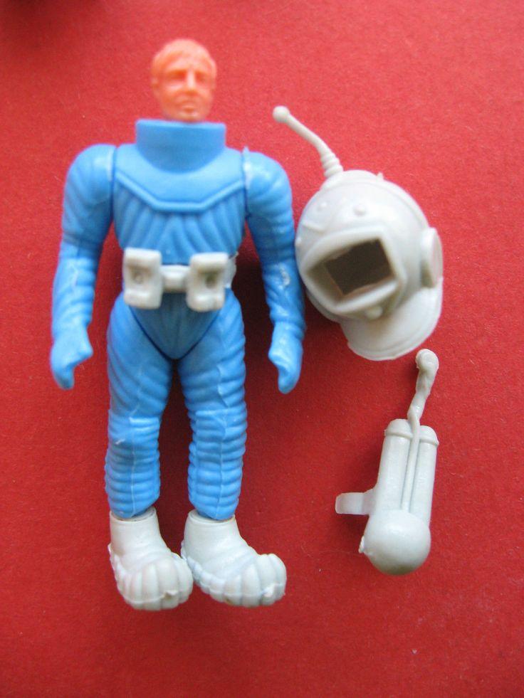 K91 Astronauta Azzurro Chiaro 1 Antenna RP 12 Componibile | eBay