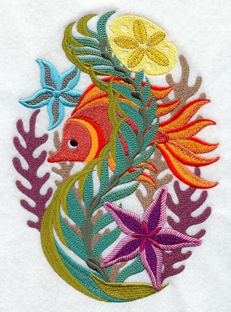 5333289 Machine Embroidery Designs at Embroidery Library! - Color Change - C8619
