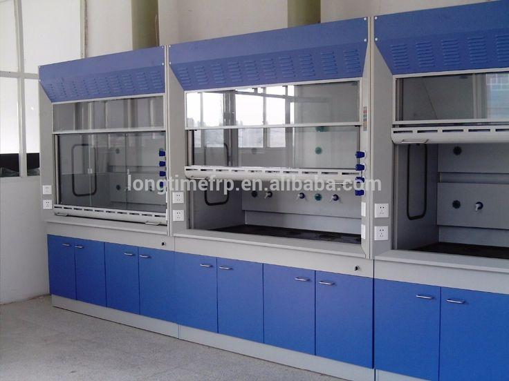 chemical fume hood price/lab equipment frp steel fume hood