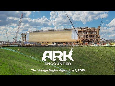 What Will You Experience When You Visit the Ark? | Ark Encounter - March 23, 2016 - YouTube