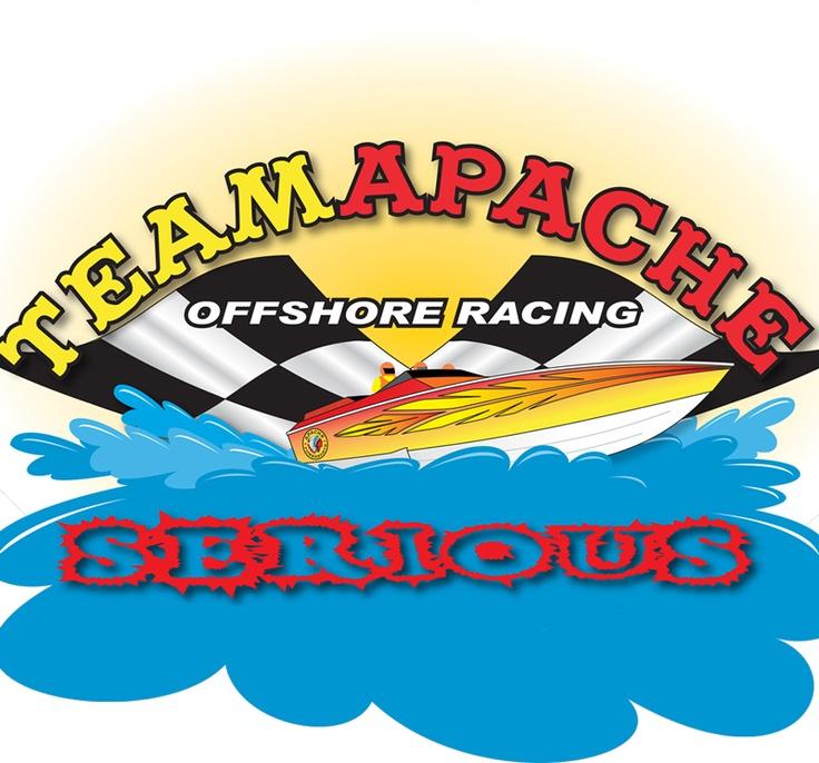 Apache Offshore Racing T Shirt - 2003
