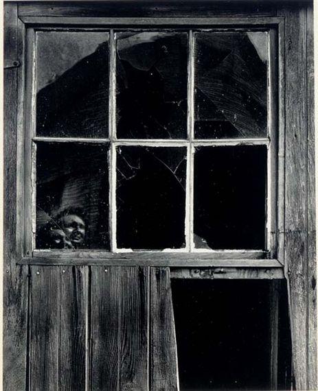 Aaron Siskind, Gloucester, 1944
