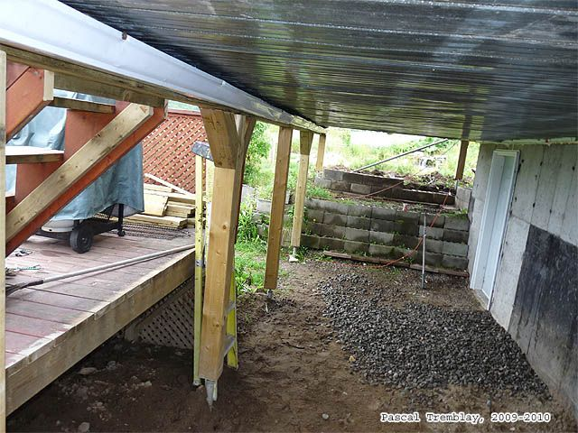 1000 images about under deck shed idea on pinterest Deck storage ideas