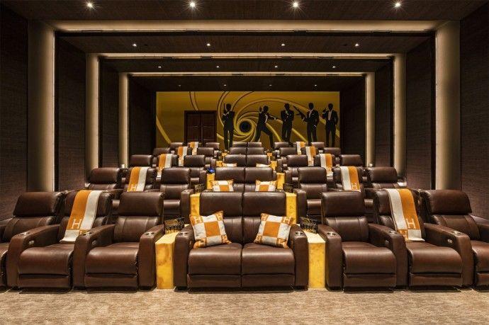 plus chère villa 924 bel air Movie Theater-