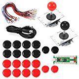 #2: XCSOURCE 2 Jugadores Zero Delay Arcade Juego USB Encoder PC joystick DIY Kit para Mame Jamma y otros juegos de lucha AC608           https://www.amazon.es/XCSOURCE%C2%AE-Jugadores-Encoder-joystick-AC608/dp/B01MTO8O2A/ref=pd_zg_rss_ts_t_1642006031_2          #juegosniños #videojuegosinfantiles  #videojuegosparaniños