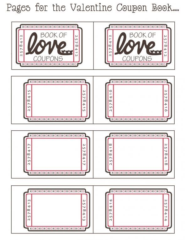 41 best Coupons; Printable images on Pinterest Free printable - coupon template free printable