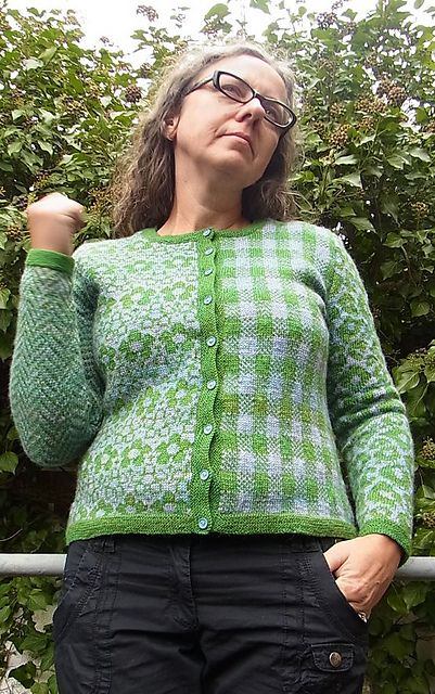 Ravelry: Many Fair Isles pattern by Boadicea Binnerts; good project notes from this knitter.