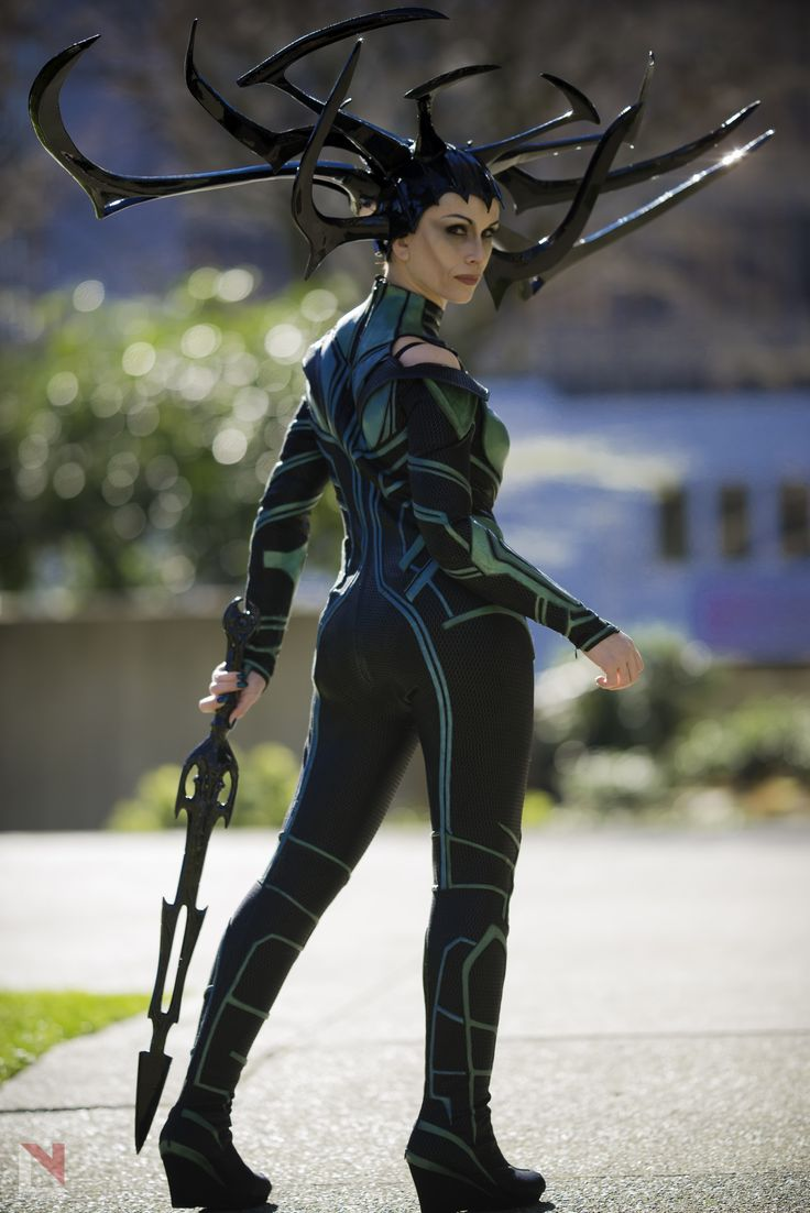 Hela marvel cosplay