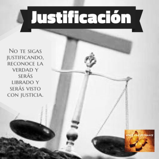 Justificación | detalles para ti