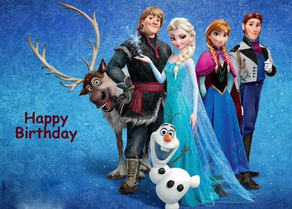happy birthday to you frozen | Add it to your favorites to revisit it later.