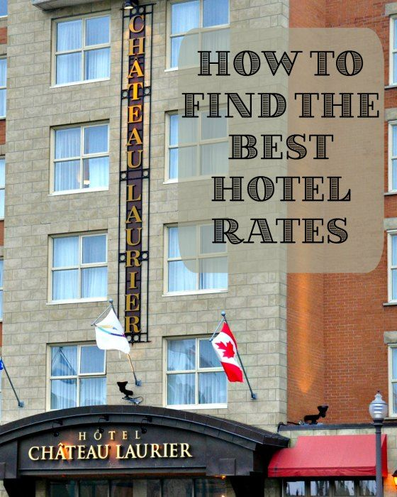 Finding the Best Hotel Rates