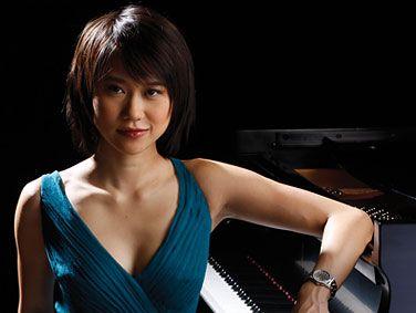 Yuja Wang at the ASO, April 19-21