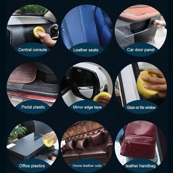 Leather Repair Cream Car Seat Sofa Repair Tool | Leather repair, Repair  cream, Cleaning leather car seats