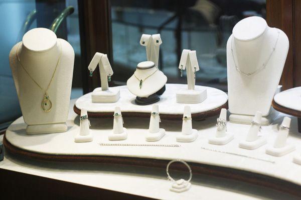 ¡Nuestras Vitrinas! #shopping #jewellery #luxury