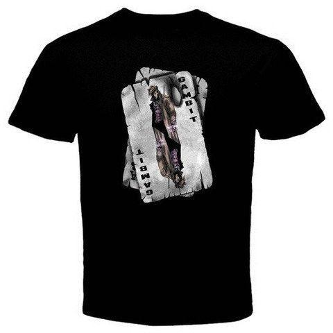 Gambit's Players Card T-Shirt