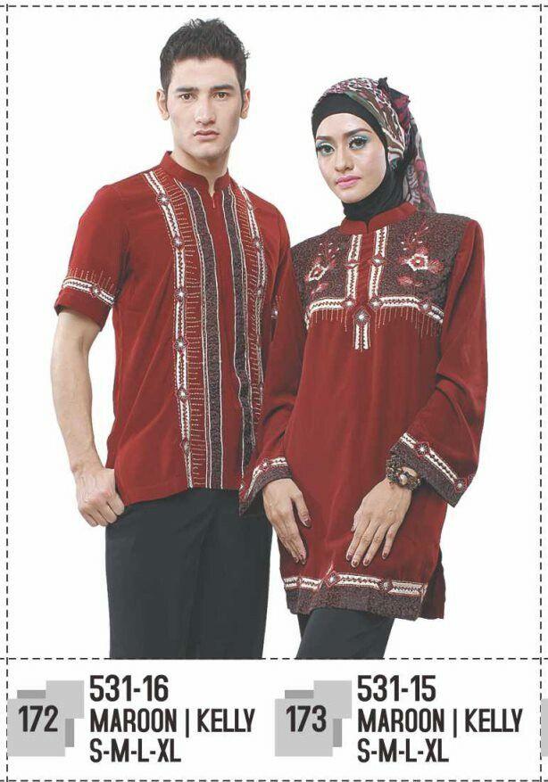 Azzura gamis couple