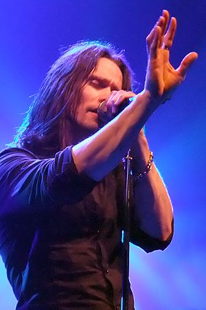 #MylesKennedy...one of my favorite voices... #Alterbridge #Slash