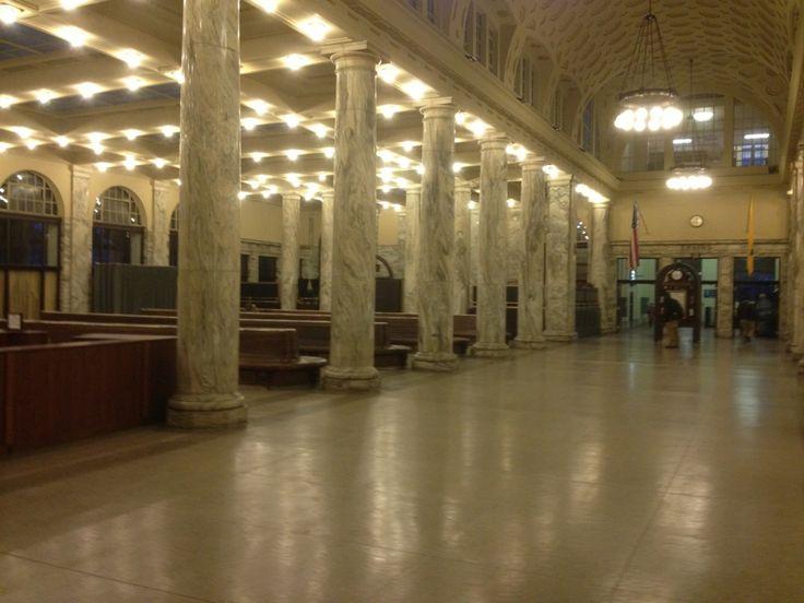 Utica Union Station (UCA) in Utica, NY