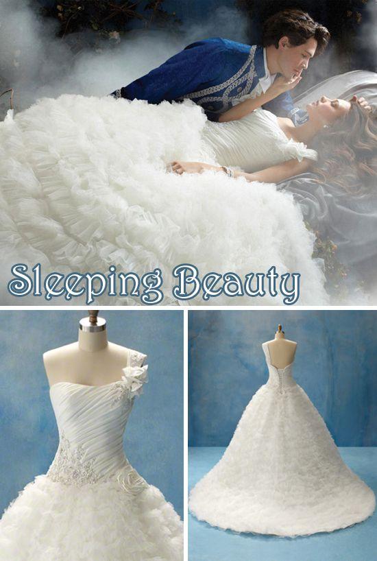 Disney Princess Aurora Inspired Dress … leider will ich das!   – wedding goals