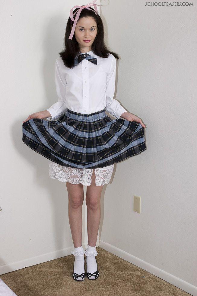 Pin De Amparo En Sexy Slips En 2019  Plaid Skirts, Skirts -3454