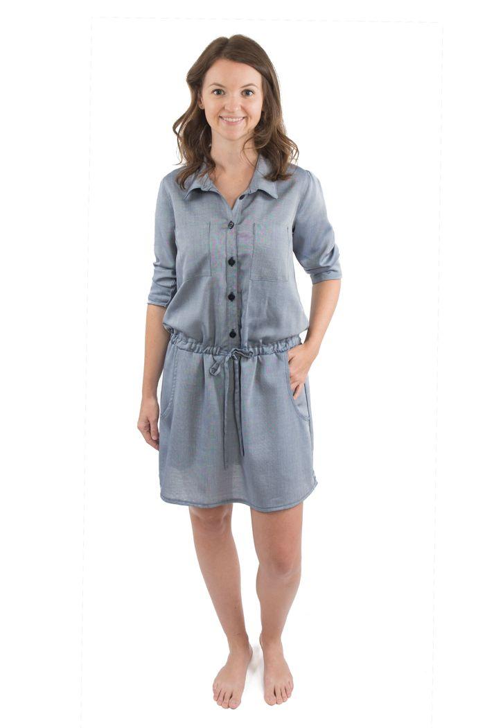 The Sanibel Dress and Romper from Hey June Handmade