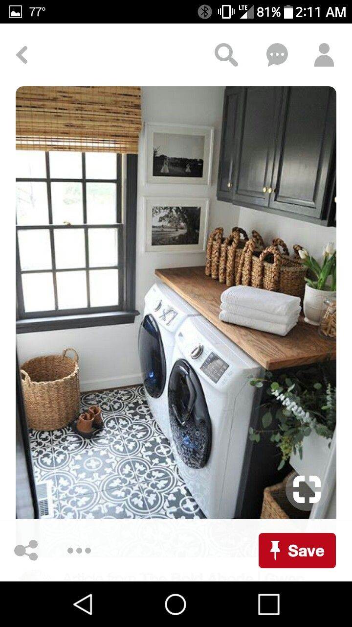 Laundry Rooms, Room Ideas, Decorating Ideas, Decoration, House,  Organizations, Decorating, Decor, Haus