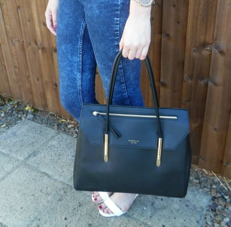 My Mary Poppins Ambition Fulfilled: The Fiorelli Carlton Tote