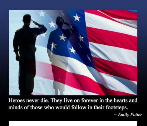 memorial day military prayer