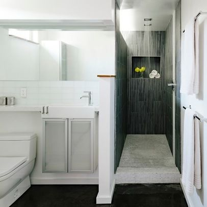 Walk-in Shower Design Ideas, Pictures, Remodel, and Decor - page 42