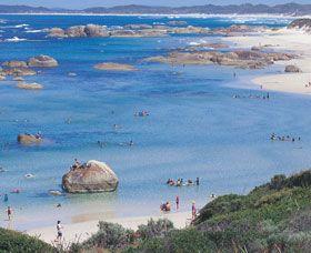 Beautiful places - Greens Pool, Denmark Western Australia
