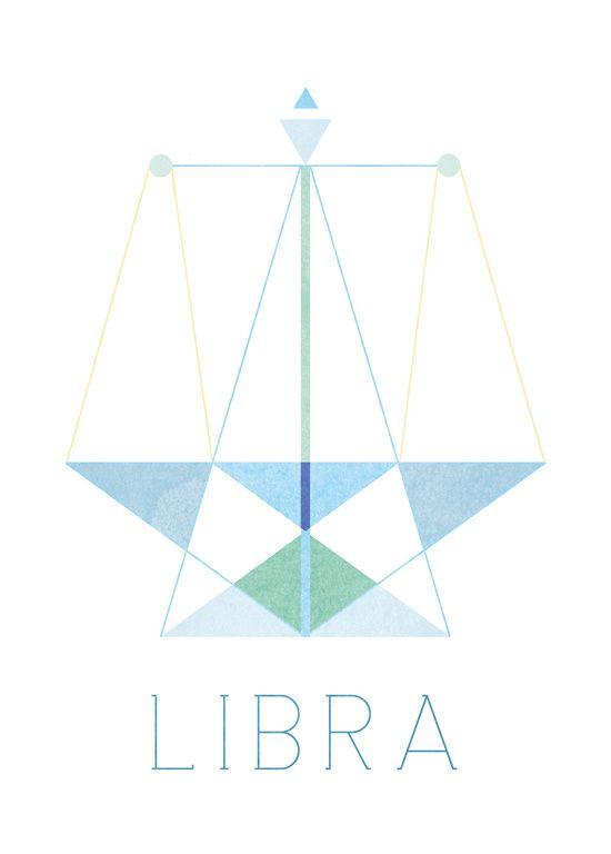 Libra, the balanced Scales