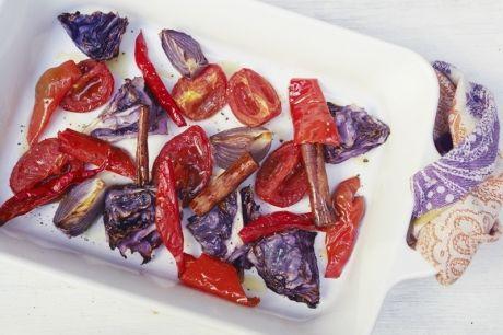 Legumes vermelhos assados | Panelinha - Receitas que funcionam