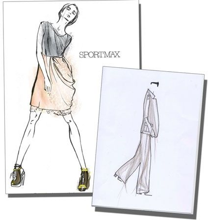 Milan Spring 2010: Previewing MaxMara, Sportmax - Vogue Daily - Fashion and Beauty News and Features - Vogue