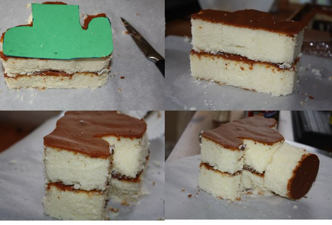 Making a Camera Cake | ... make him a camera cake! That husband of mine...he has so many good