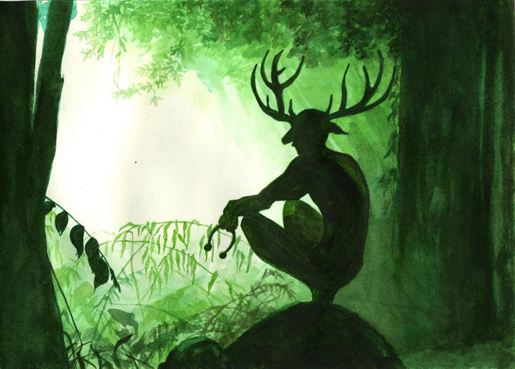 Musings from Gelli Fach: Concerning Cernunnos Part One: Introduction