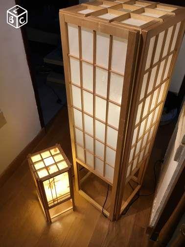 1000 id es sur le th me lampe japonaise sur pinterest for Chambre type japonaise