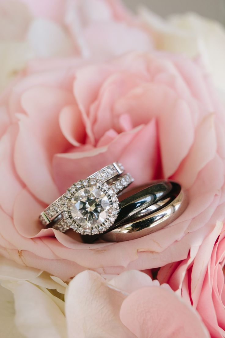 54 best Engagement and Wedding Rings images on Pinterest | Francisco ...