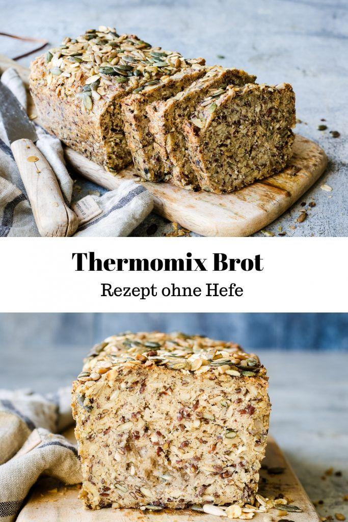 Thermomix Brot – super saftig und mega lecker