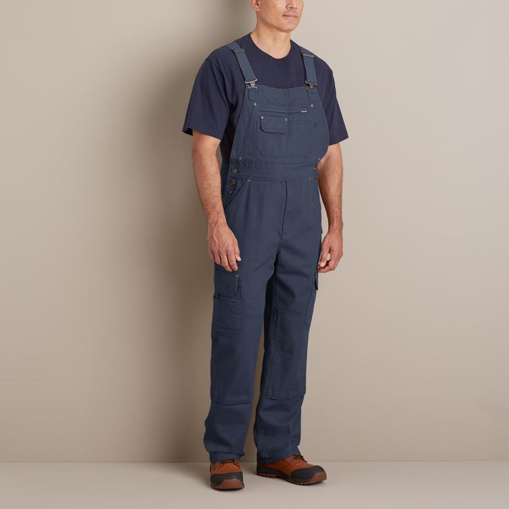 Duluth's Ultimate Fire Hose? Work Overalls are the best you'll ever find. Packed…