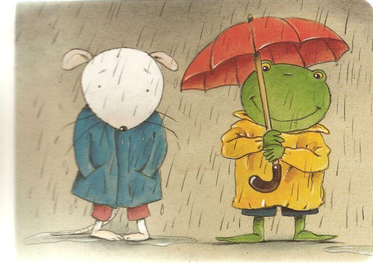 Nat - droog Regen Paraplu